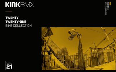 Les BMX KINK 2021 en stock : Présentation