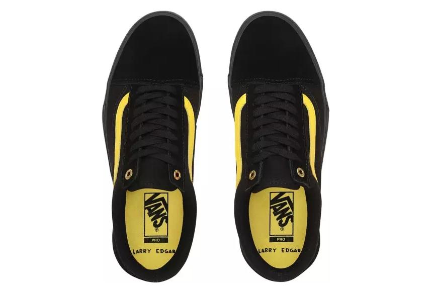Chaussures VANS Old Skool Pro BMX Larry Edgar | LES TROIS