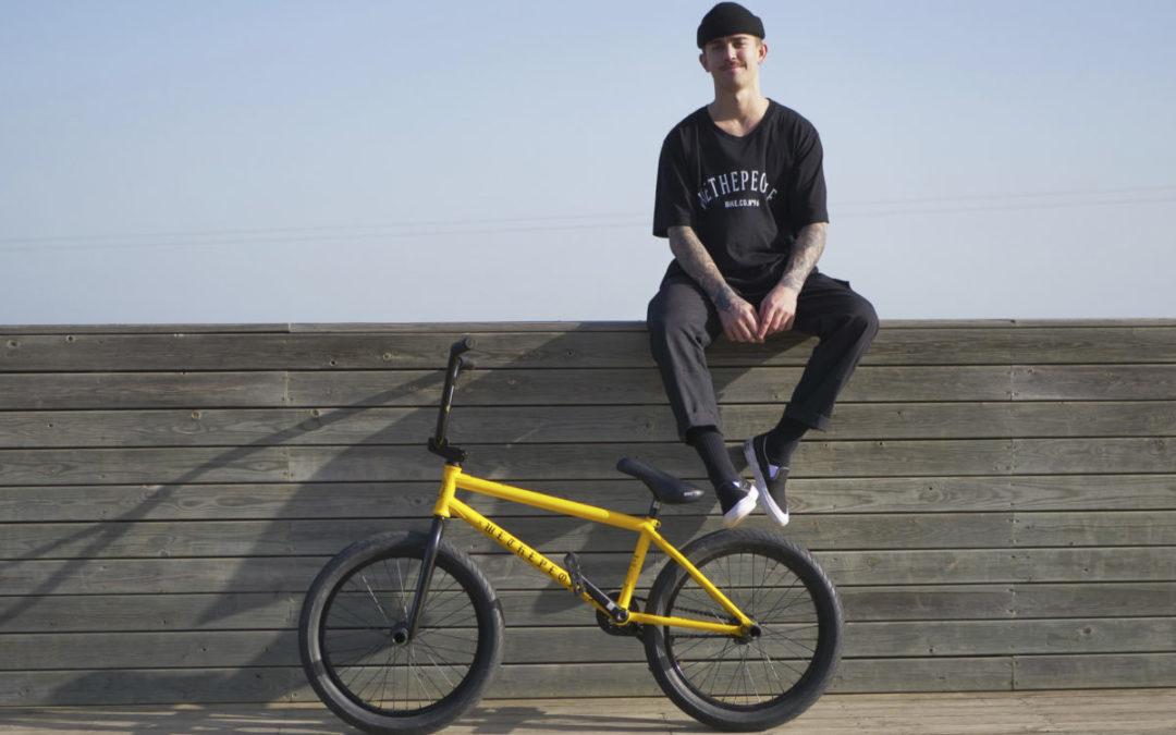Stephan Atencio nouveau rider WETHEPEOPLE