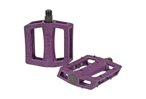 Pédales SHADOW Ravager PC - Purple