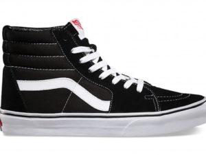 Chaussures VANS SK8 Hi Noir / Blanc