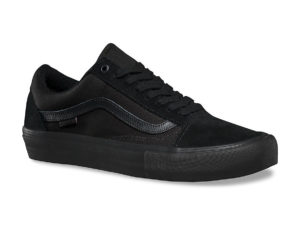 Chaussures VANS Old School PRO Full Black