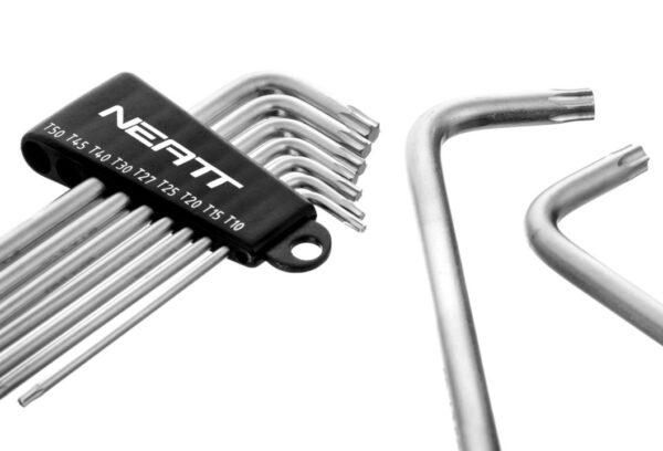 Kit de 9 clés Torx NEATT