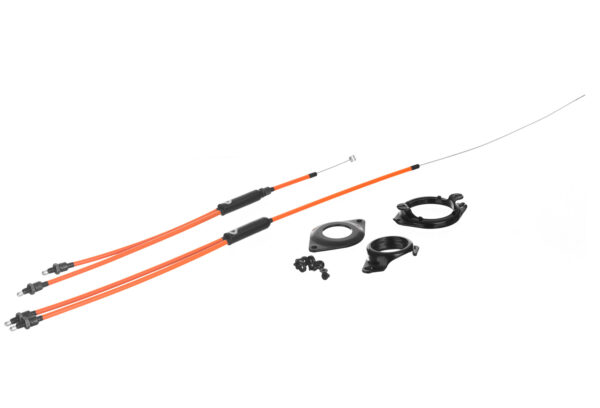 Rotor Complet VOCAL Retro en 6 Coloris avec gyro tabs - Orange