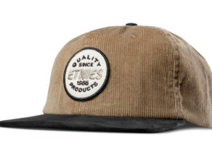 Casquette ETNIES Snaback Patched