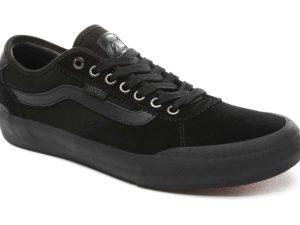 Chaussures VANS Chima Pro 2 Suede / Black