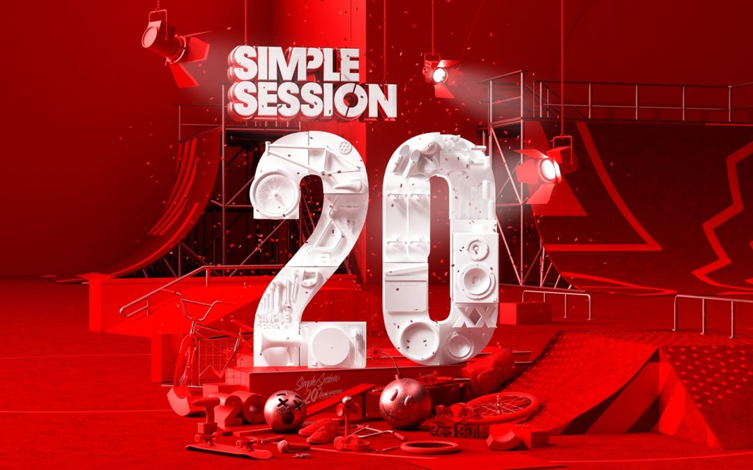 Contest : SIMPLE SESSION 2020 Live / Infos / Résultats