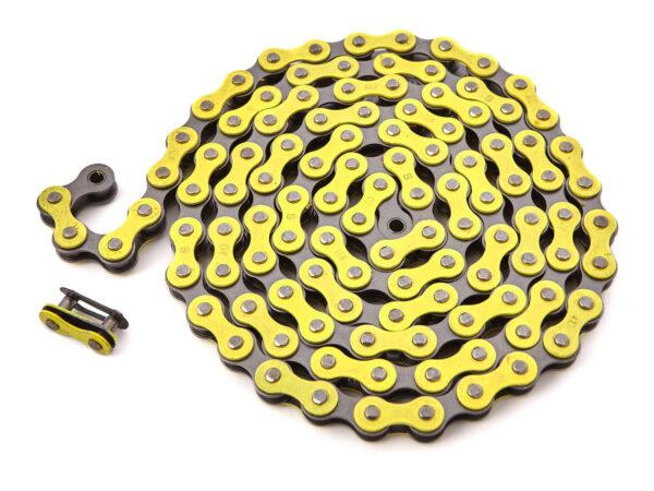 Chaine KHE 410 - Yellow