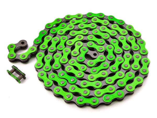 Chaine KHE 410 green