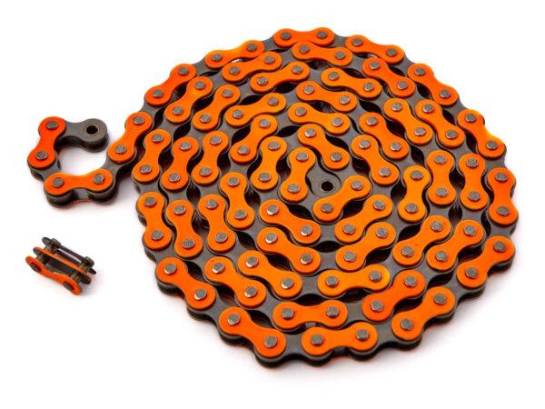 Chaine KHE 410 orange
