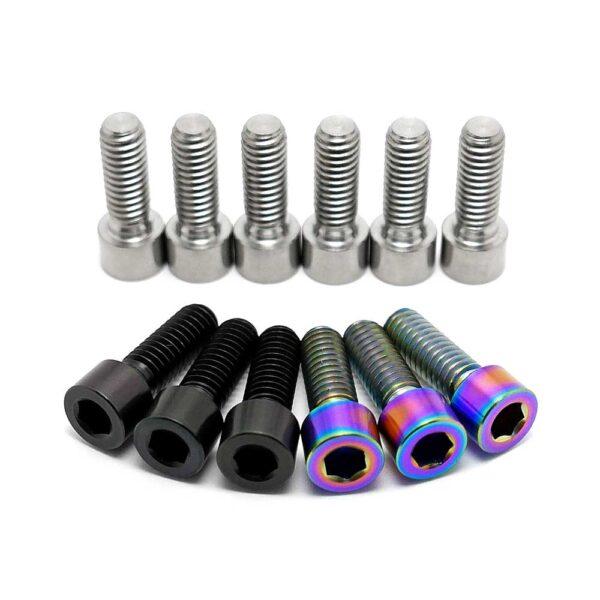 TLC-BIKES-Profile-and-Madera-Rainbow-Titanium-Stem-Bolts-2
