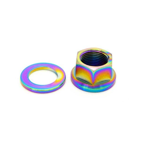 TLC-BIKES-Rainbow-Titanium-Axle-Nut-2