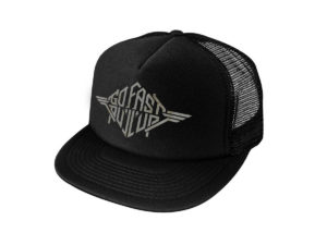 Casquette DIG x FAST PULL UP Heavy Metal Trucker
