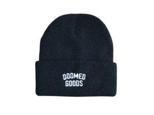Bonnet DOOMED goods