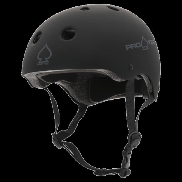 casque-protec-classic-certified-matte-black