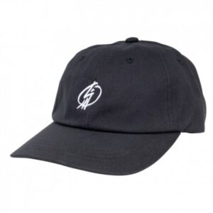 Casquette SHADOW Crowtag Dad Black