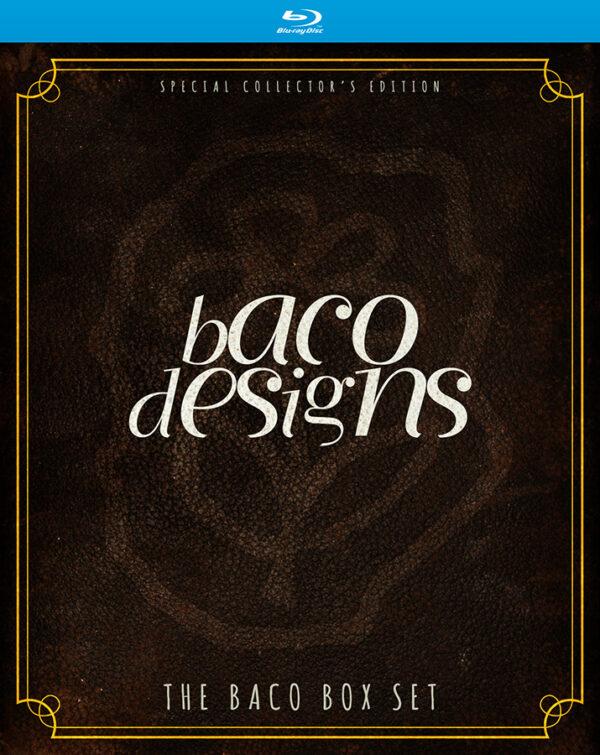 Blu Ray PROPS Box Baco Designs