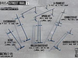 STREET RAIL BMX