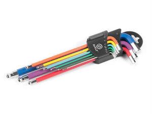 Kit clés allen SALT+ (1.5 - 10mm) Multicolor