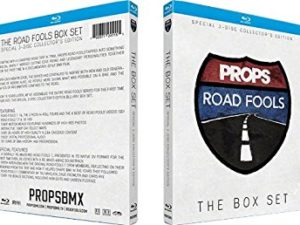 Blu Ray PROPS Box Set Megatour Road Fools