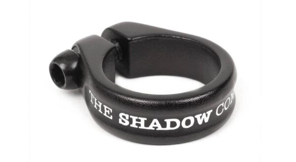 Collier de selle Shadow Alfred Black