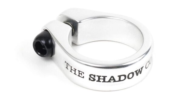 Collier de selle Shadow Alfred Chrome