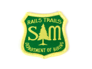 Patch S&M Department of biking