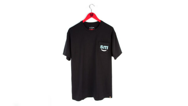 Tee Shirt S&M Pokin' Smot Pocket