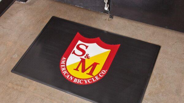 Tapis S&M Rubber Floor