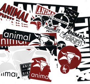 Pack 38 Stickers ANIMAL