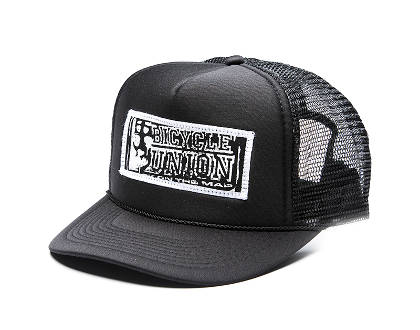 Casquette BICYCLE UNION Trucker