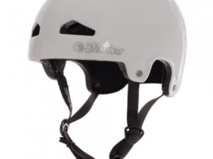 casque-shadow-bmx-featherweight-gloss-white-in-mold