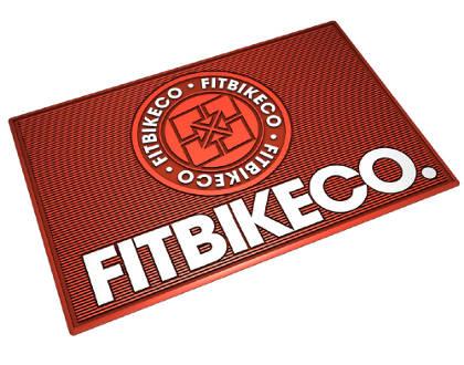 Tapis FIT Bike co Rubber Floor