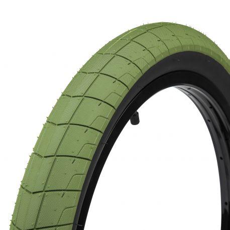 pneu-eclat-fireball-green-black-side