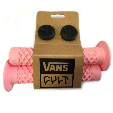 poignees-bmx-cult-vans-pink-avec-flanges