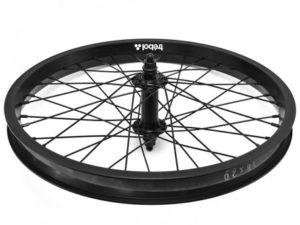 roue trebol avant 18 black