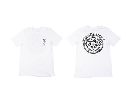 tee shirt white united bmx incarnate