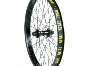 total-bmx-techfire-front-wheel-black