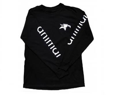 Tee Shirt ANIMAL Longsleeve Black
