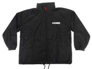 Jacket Windbreaker DOOMED