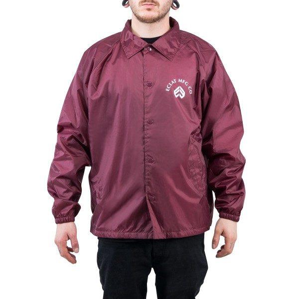 Veste Jacket ECLAT MFG Company Tiger Marron