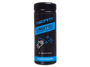 Lingettes Néttoyantes NEATT Dégraissantes & Lustrantes x 35