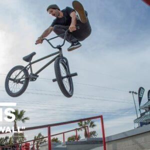 BMX Custom Garrett Reynolds Replica FIEND x CINEMA