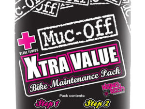 Pack Duo MUC-OFF Nettoyant Lustrant