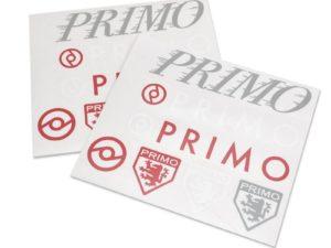Pack Stickers PRIMO BMX (2x7)