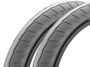 "Paire de pneus CINEMA Nathan Williams 20 x 2.50"""