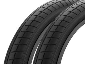 Paire de pneus MISSION Tracker 2.40 Black