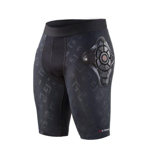 pro-x-short-de-protection-noir
