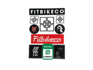 Pack Stickers FIT Bike co Sheet