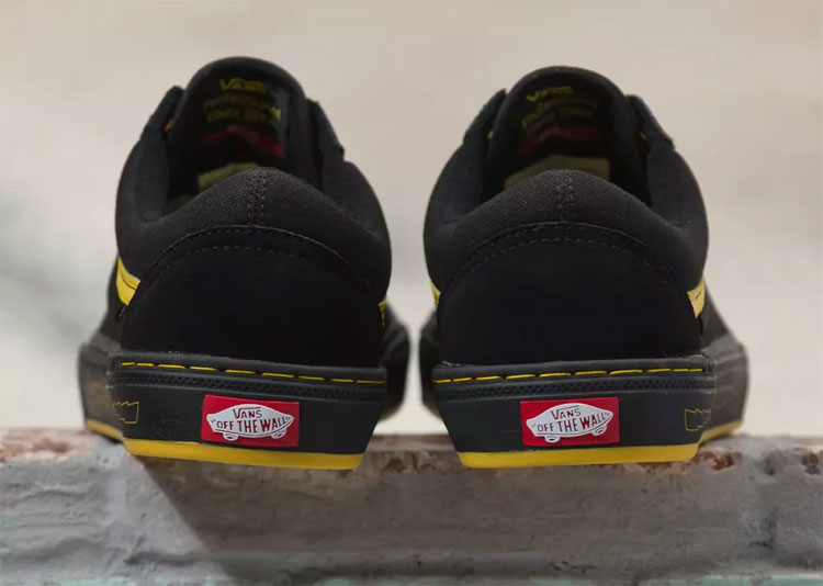 Chaussures VANS Old Skool Pro BMX Larry Edgar